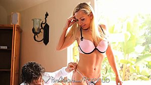 PureMature - Milfalicious Lisa DeMarco is smashed by Chris Jonhson