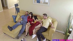 Depraved lovers are caught on Free XXX